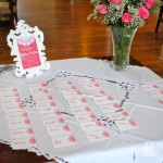 Hearts and Doilies Bridal Shower
